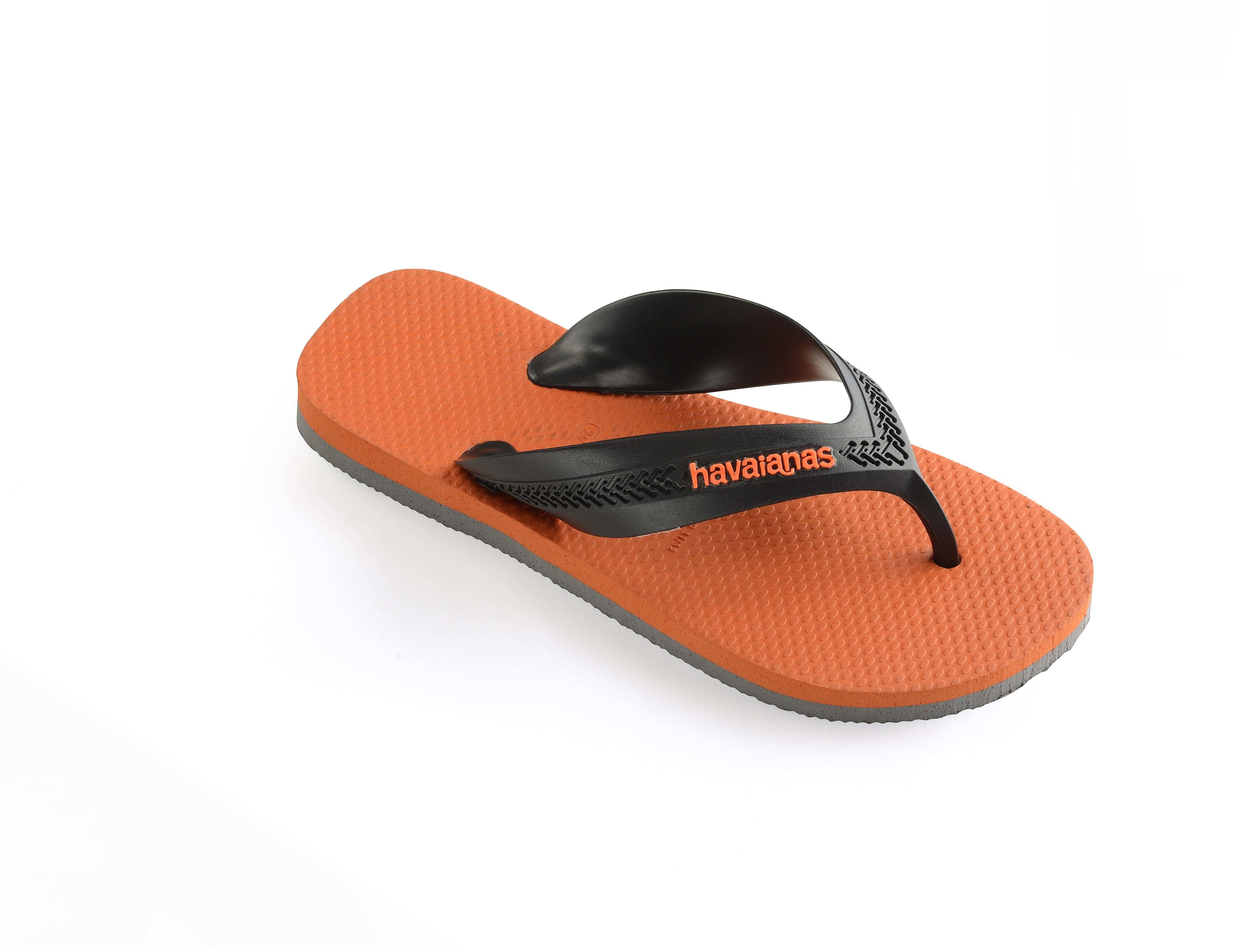 34aad192cb47 havaianas Max Sandals Children orange at Addnature.co.uk